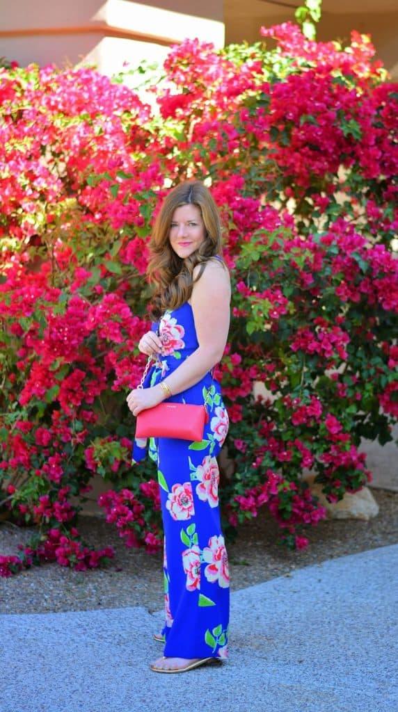 970afb86062 Yumi Kim Floral Jumpsuit