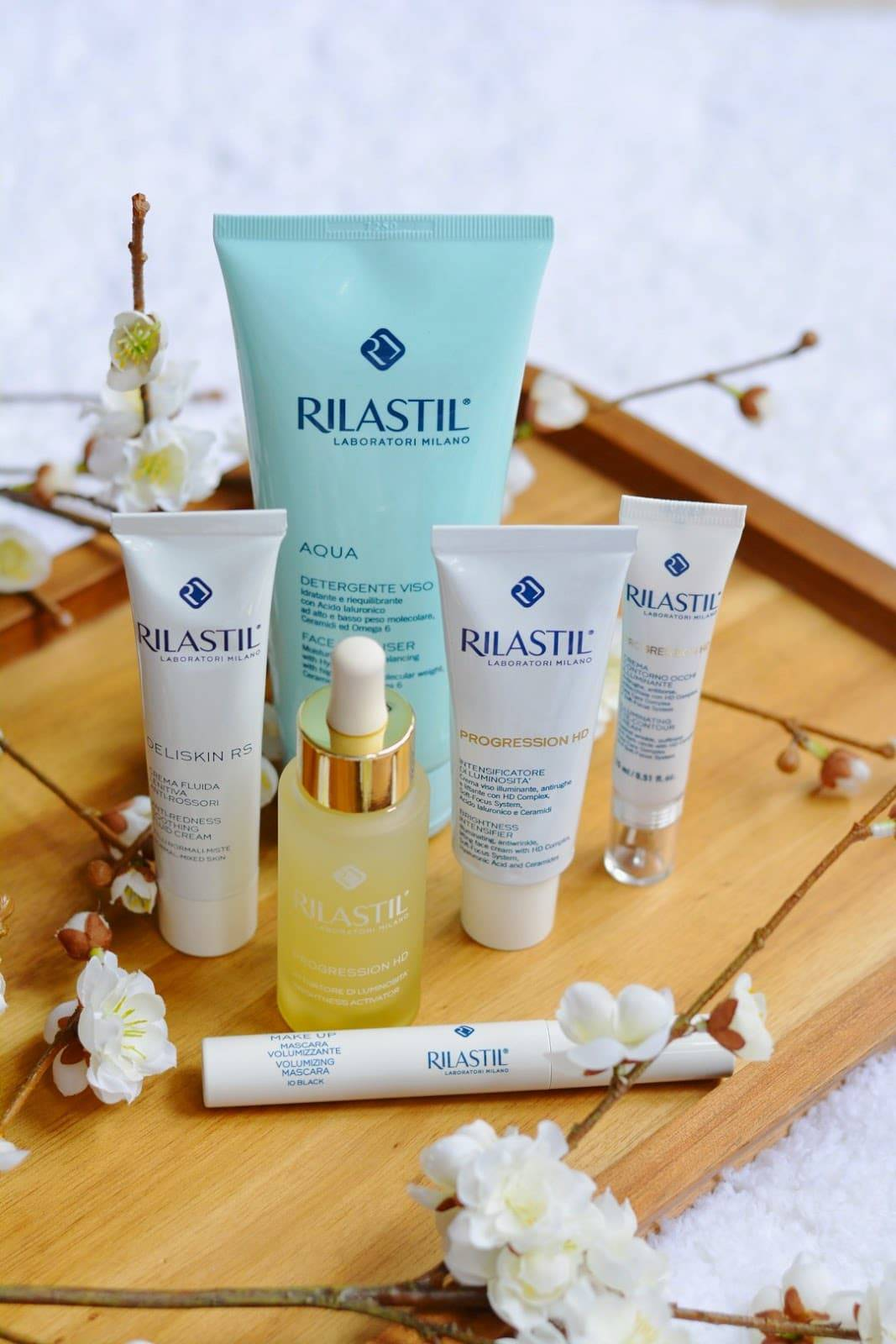 Looking to try Rilastil? Today, we're sharing the products we've been using and our expereince so far. We hope you enjoy this Rilastil review!