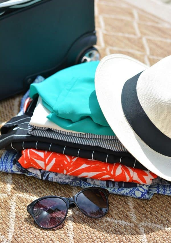 How to Pack For Your Next Vacation In One Carry-On