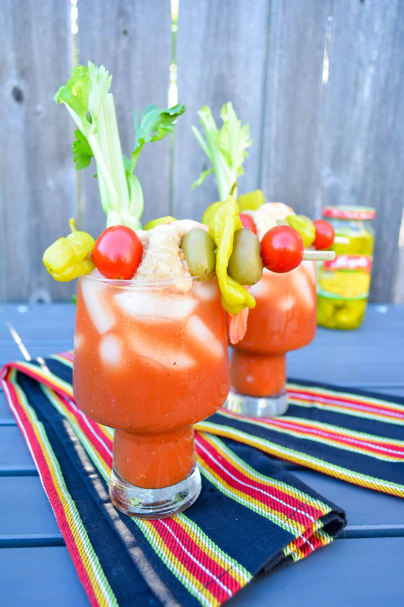Looking for a Simple Bloody Mary recipe? Coming right up! Summer is just around the corner! Nothing screams Summer in our house more than a special cocktail perfect for every occasion.