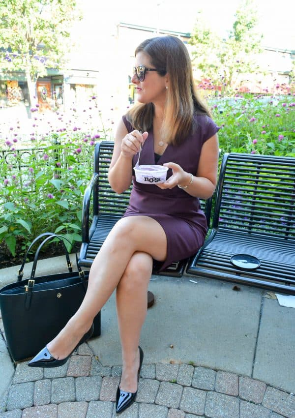 Lunch Anywhere with Noosa Yoghurt