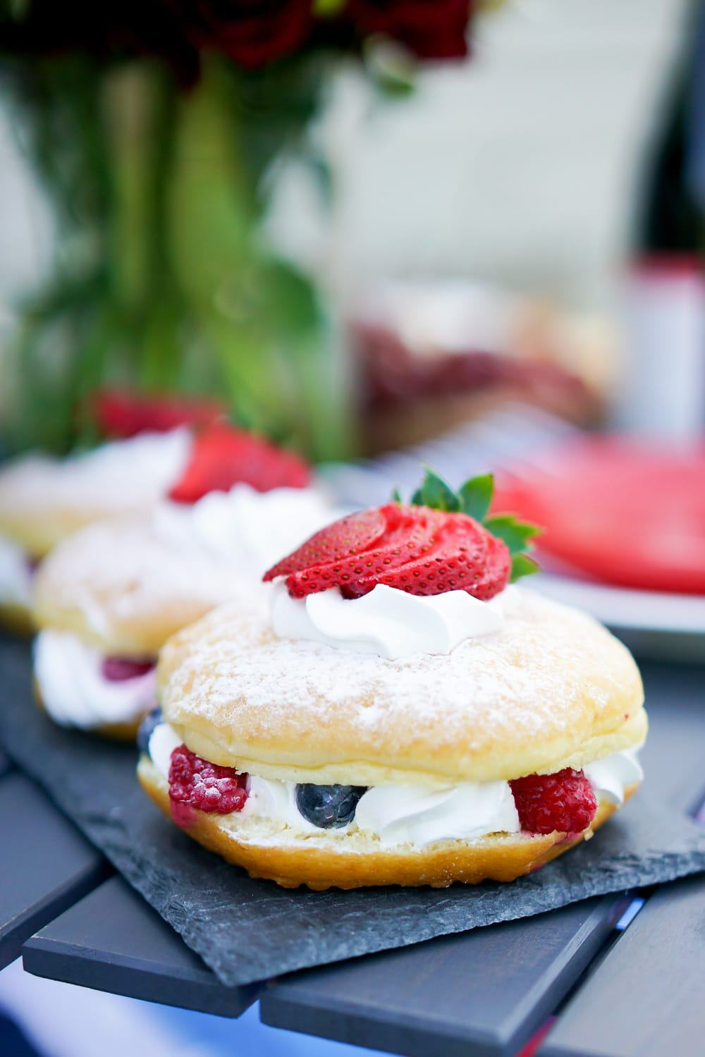 A Lily Love Affair, Chicago Blogger, Bastille Day Celebration, Bastille Day Party Ideas, French Wines, cream puffs