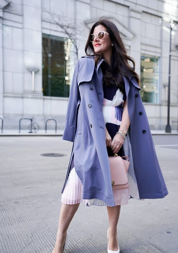 How To Wear A Trench Coat 5 Ways