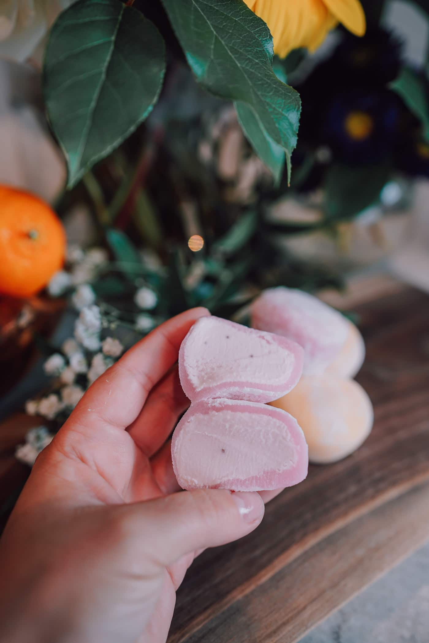 My/Mo Mochi Ice Cream, Chicago Blogger, Summertime Snack, A Lily Love Affair