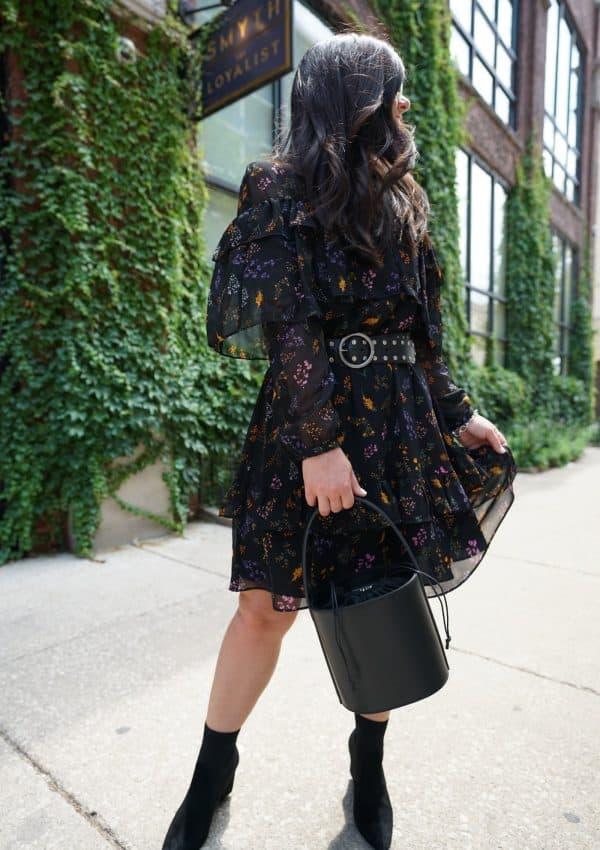 Portia Dress || Prepping for Fall