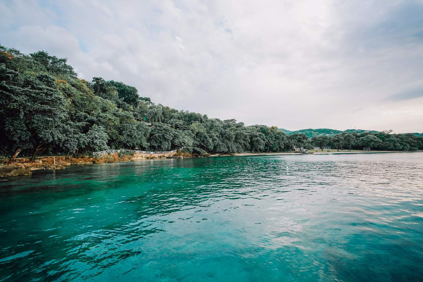 Round HIll Resort Jamaica beach