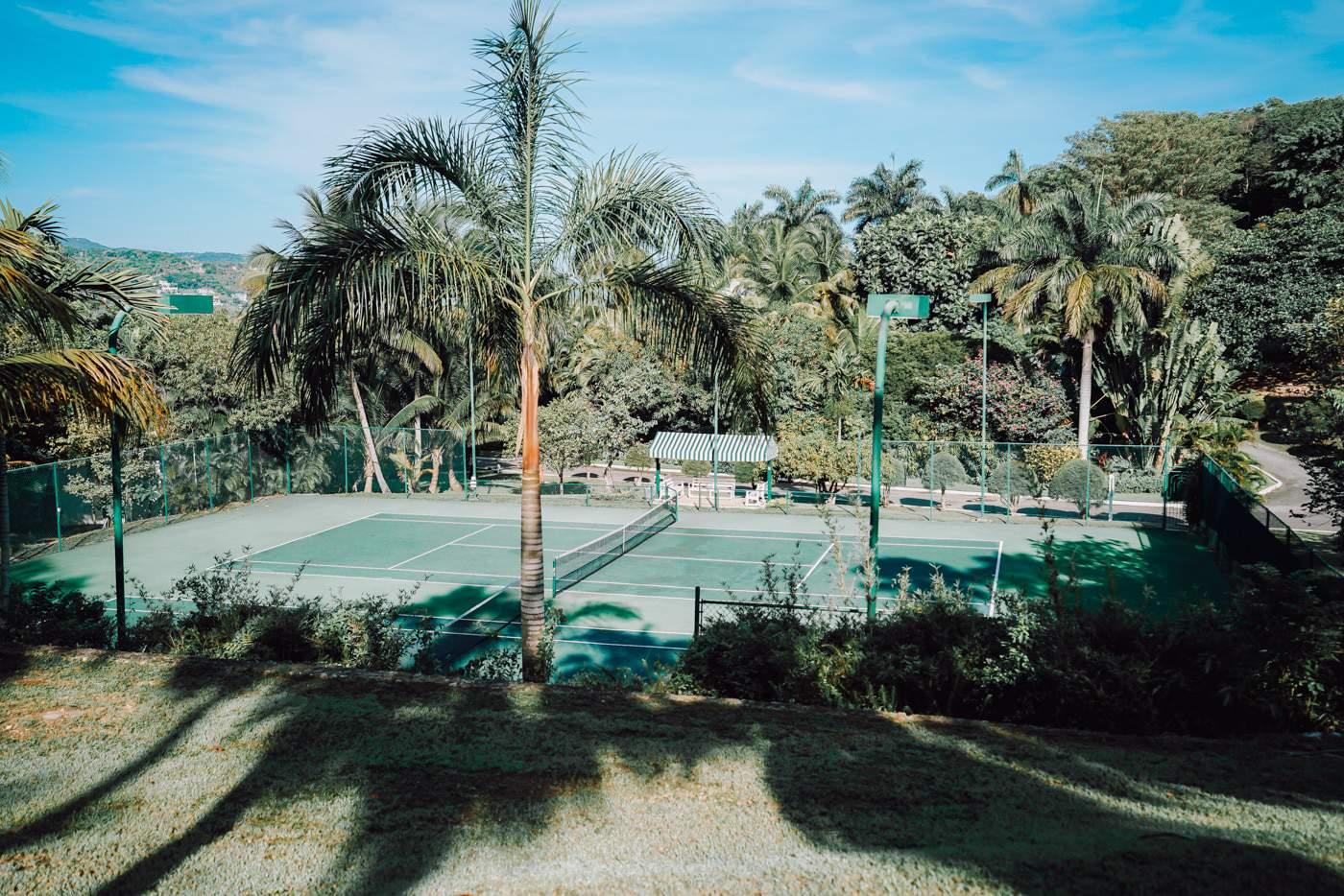 Round HIll Resort Tennis Courts