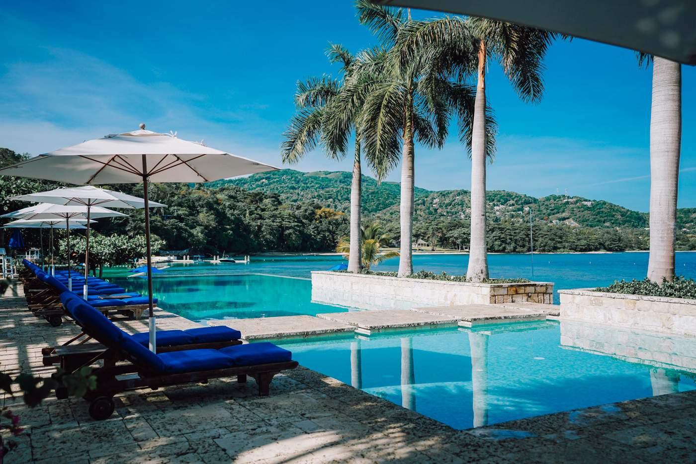 Round Hill Resort Jamaica Pool