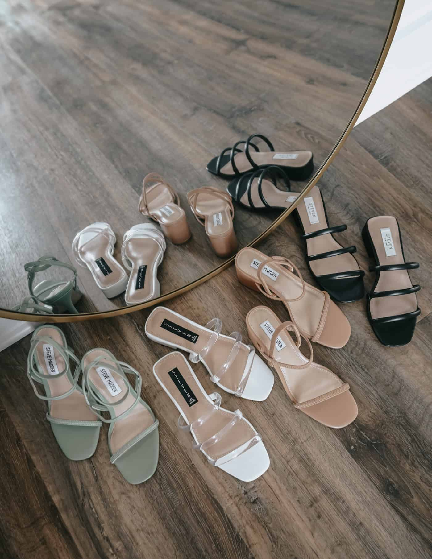With warmer temperatures just aroud the corner, today, we are sharing more than 80 of our Spring shoe favorites under $50, $100 and $200.
