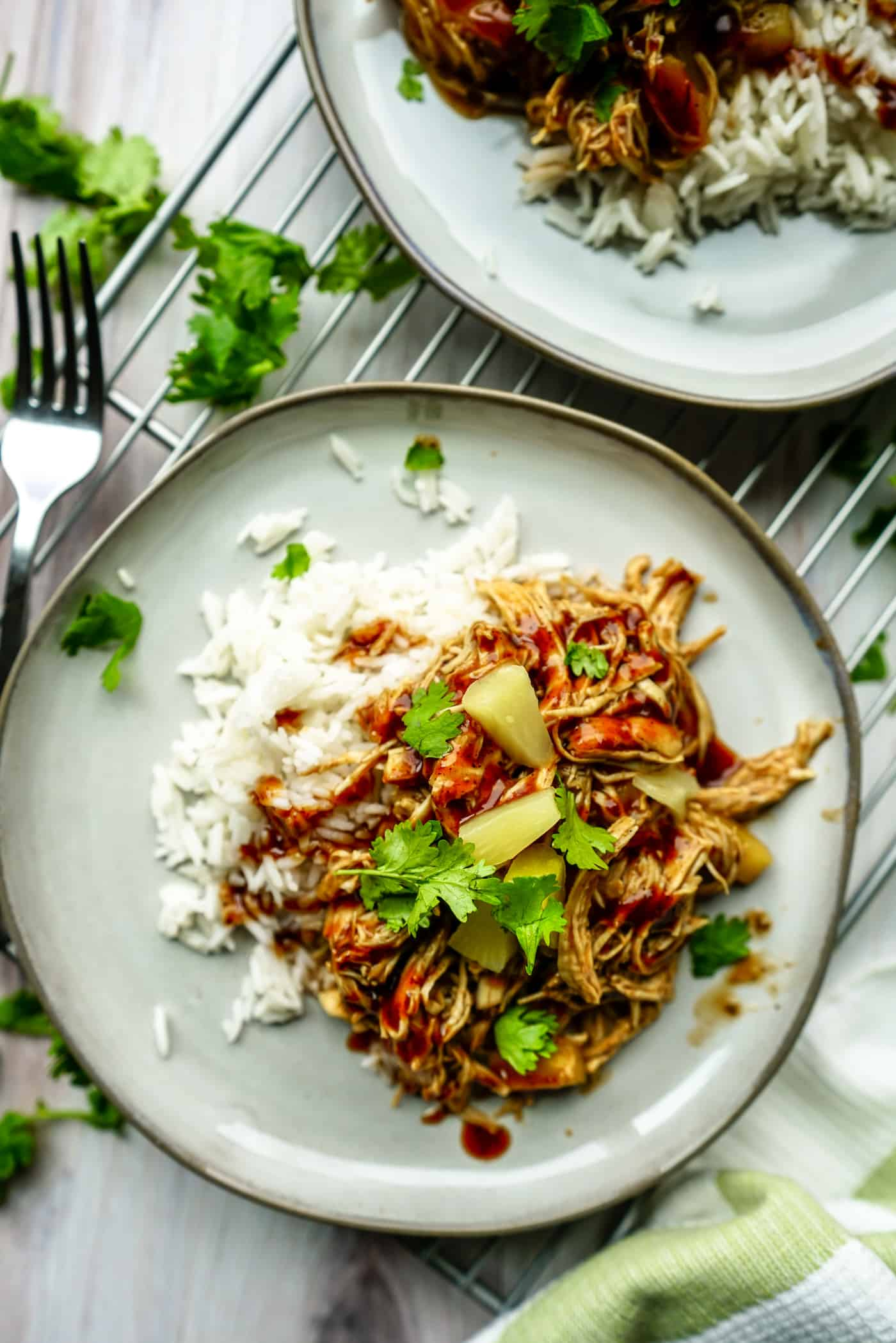 If you're looking for a quick, easy and delicious dinner for the whole family this Instant Pot Jerk Chicken is it! With less than 4 ingredients and 10 minutes, you'll have a lunch or dinner everyone will absolutely love!