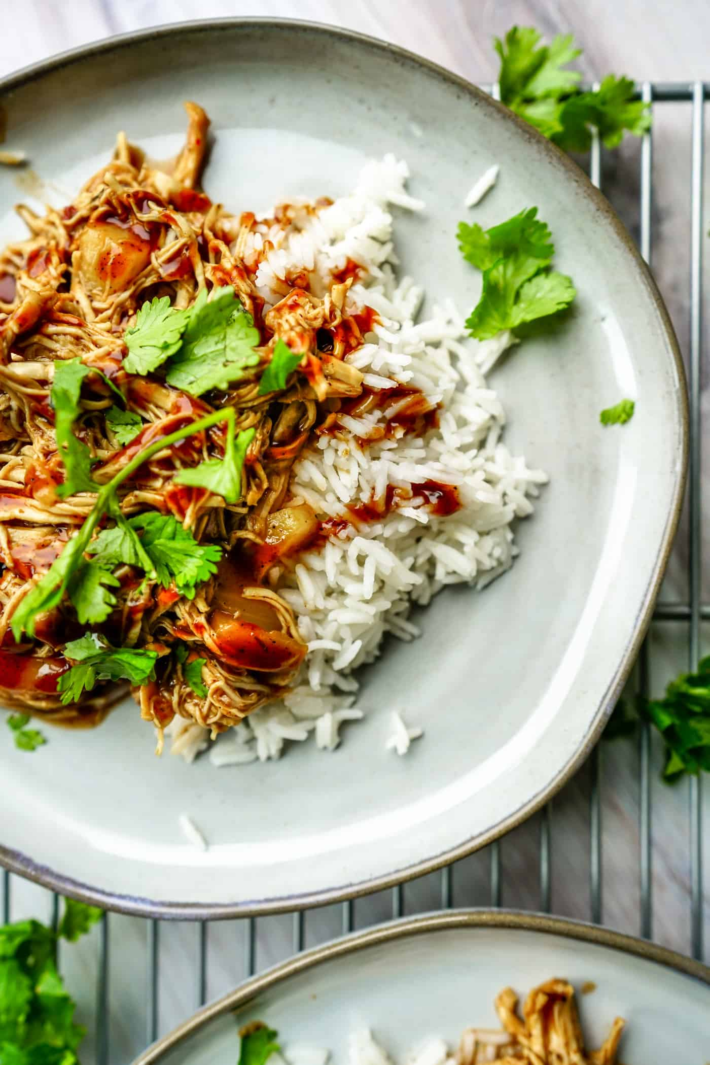 INSTANT POT JERK CHICKEN – Need a great Instant Pot chicken recipe to make tonight? This Instant Pot Jerk Chicken recipe is a great choice for everyone in your family. Serve this Instant Pot Jerk chicken with rice, on tacos, on sliders and so much more! #instantpotchicken #instantpotrecipe #jerkchicken #weeknightmeal #easydinnerrecipe