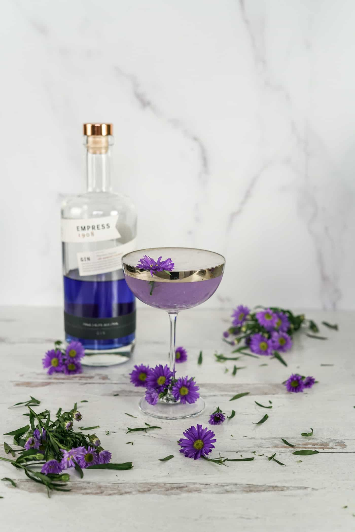 Empress Gin 1908 Cocktail