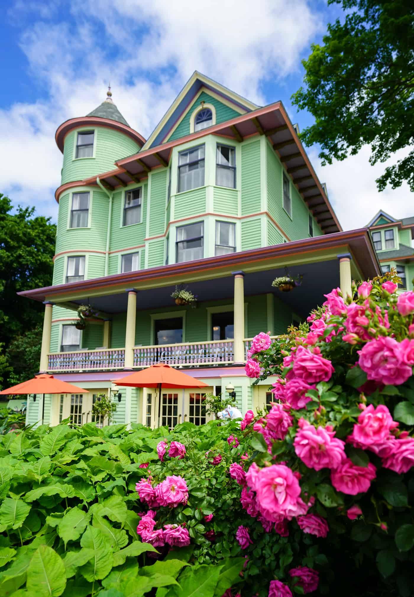 Inn on Mackinac on Mackinac Island Michigan